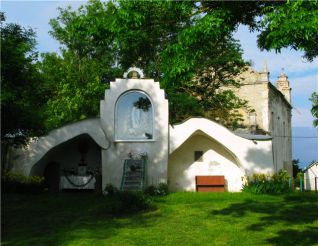 Часовня (Руины замка), Лычковцы